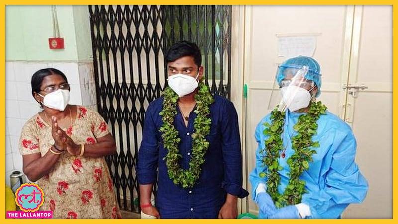 एक बार टली शादी, दूसरी बार दूल्हे को कोरोना हुआ तो PPE किट में शादी करने पहुंची दुल्हन