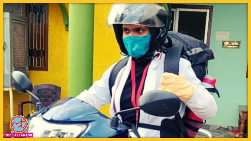 कोरोना महामारी में अपनी सेवा देने के लिए ये डॉक्टर मध्य प्रदेश से महाराष्ट्र पहुंच गई, स्कूटी पर!