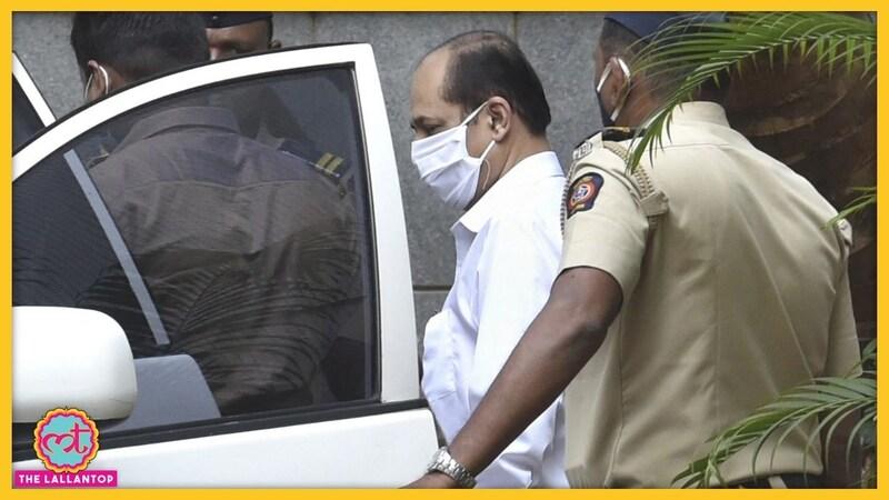 सचिन वाझे ने अब महाराष्ट्र के किस मंत्री पर अवैध वसूली का आरोप लगा दिया है?