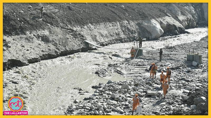 उत्तराखंड में भारत-चीन सीमा पर तबाही, हिमस्खलन की चपेट में आने से आठ लोगों की मौत