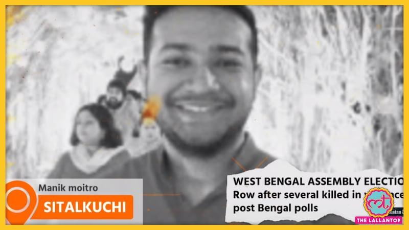 BJP ने इंडिया टुडे के पत्रकार को बंगाल हिंसा में मरा बताया, खुद पोस्ट किया- अभी तो ज़िंदा हूं