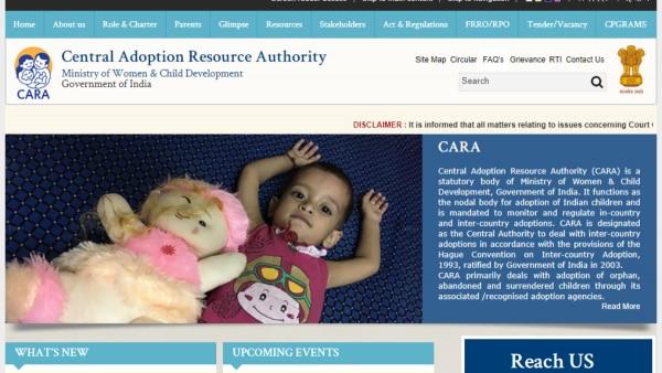 Adoption Process In India (1)