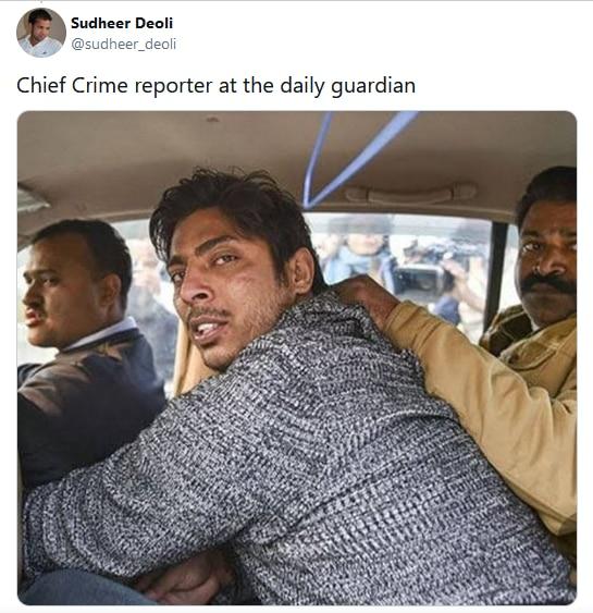 Chief Crime Reporter