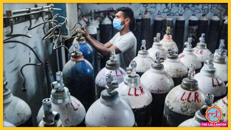 दिल्ली में बच्चों के अस्पताल में ऑक्सीजन खत्म हुई, गुहार लगाई तो AAP नेता ने भिजवाए 5 सिलिंडर