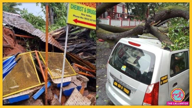 Cyclone Tauktae: भारी बारिश से कर्नाटक में चार की मौत, ये राज्य अलर्ट पर