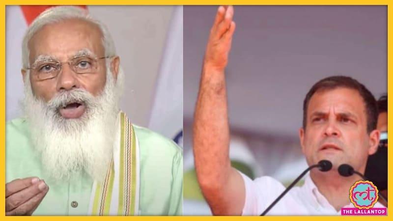 राहुल गांधी और कांग्रेस के नेता 'मुझे भी गिरफ़्तार करो' क्यों ट्वीट कर रहे हैं?