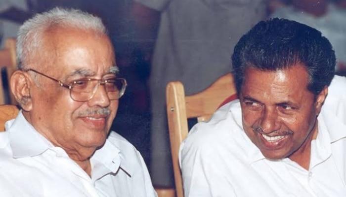 Pinarayi Vijayan Nayanar