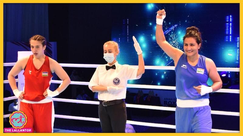 एशियन बॉक्सिंग चैंपियनशिप में भारतीय महिलाओं ने कितने मेडल जीते?