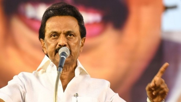 चुनावी रुझानों के मुताबिक तमिलनाडु में DMK और कांग्रेस का गठबंधन जीतता दिखाई दे रहा है एवं एम के स्टालिन का मुख्यमंत्री बनना तय लग रहा है. (फ़ोटो क्रेडिट : Gettyimages)