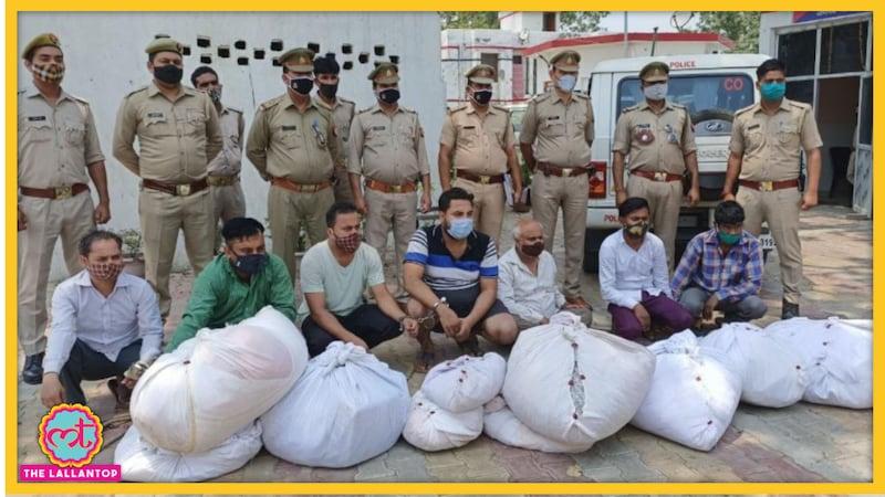 मुर्दों के कफन और कपड़े चुराते, पैक करके मार्केट में बेच देते; यूपी से सात गिरफ्तार
