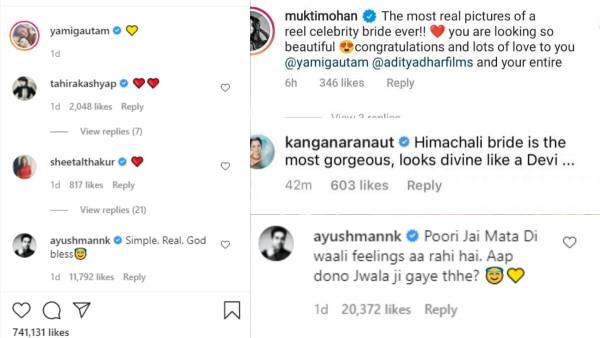 Ayushmann Kangana Reaction