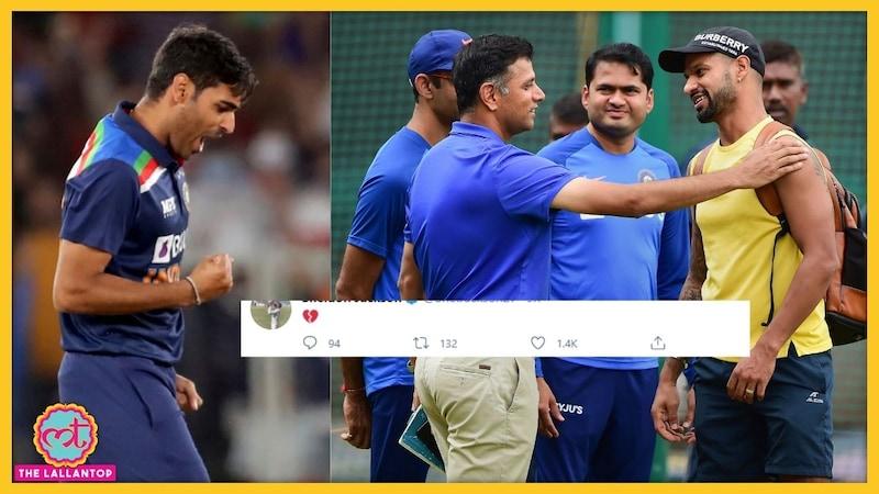 श्रीलंका टूर के लिए टीम इंडिया की घोषणा ने किसका दिल तोड़ दिया?