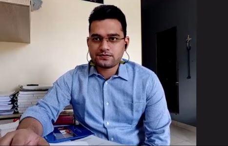 डॉक्टर दीपक शुक्ला, एमडी, गीतांजलि मेडिकल कॉलेज, उदयपुर