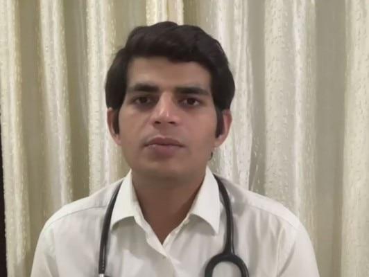 डॉक्टर अरुण खत्री, एमडी, इंटरनल मेडिसिन, सुशीला हॉस्पिटल, दिल्ली