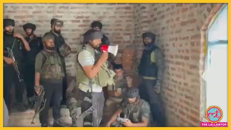 कश्मीर: इंडियन आर्मी के मेजर रोहित शुक्ला का ये वीडियो वायरल क्यों हो रहा है?