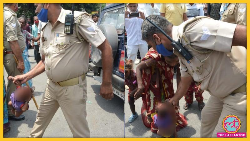 मेरठ: इन वायरल तस्वीरों पर बच्ची की मां और पुलिस ने क्या कहा है?