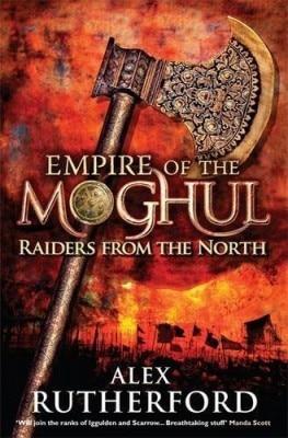 """'एम्पायर' की कहानी 'एम्पायर ऑफ़ द मुग़ल :राइडर्स ऑफ़ द नार्थ"""" पर बेस्ड है."""
