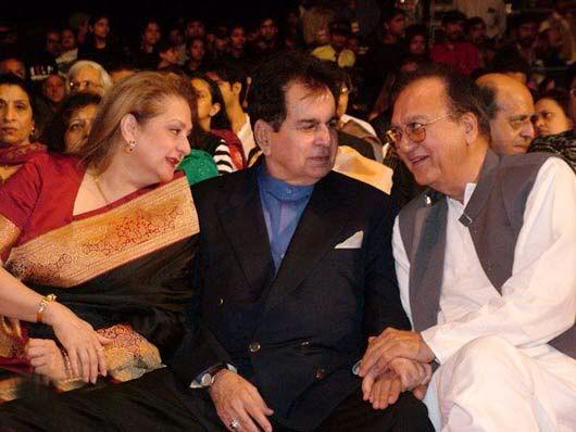 सुनील दत्त को दिलीप कुमार अपना छोटा भाई मानते थे.
