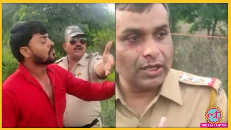 मास्क पहनने को बोला तो खुद को NSG कमांडो बताने वाले ने पुलिसवालों को पीट दिया, नाक तोड़ दी!