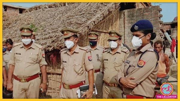 Bahraich Police