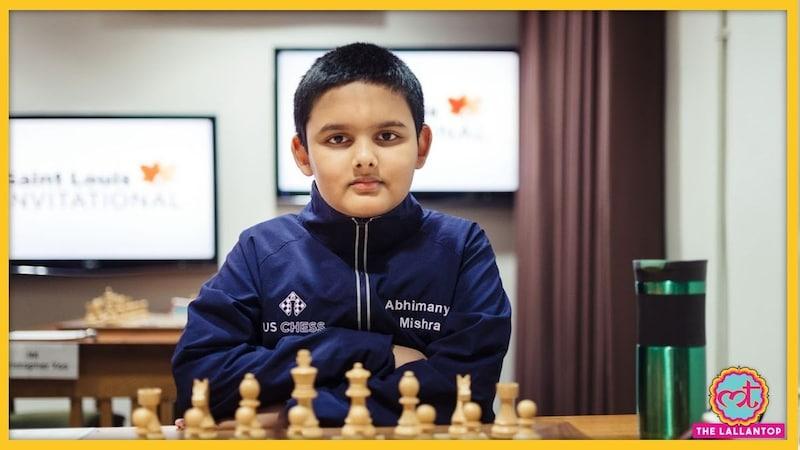 सिर्फ 12 साल के अभिमन्यु मिश्रा ने चेस का कौन सा विश्व रिकॉर्ड तोड़ दिया?