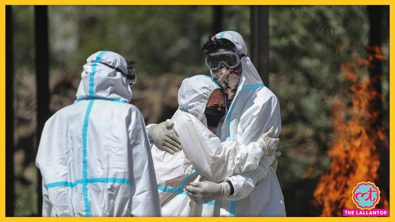 क्या भारत में कोरोना वायरस की तीसरी लहर शुरू हो गई है?