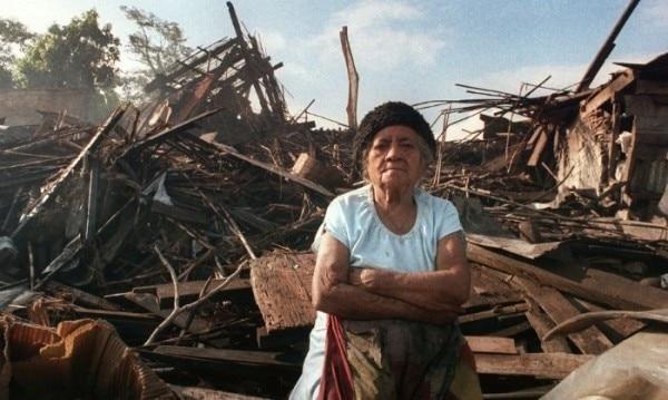 El Salvadore Earthquake