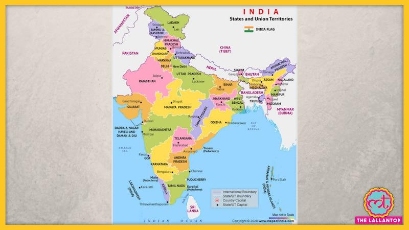 भारत के 7 अंतरराज्यीय सीमा विवादों का इतिहास, जिसे हर भारतीय को पढ़ना चाहिए