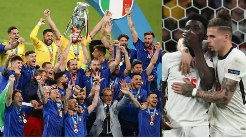 Euro 2020 Final: फिर से टूटा इंग्लैंड का सपना, चैंपियन बना इटली