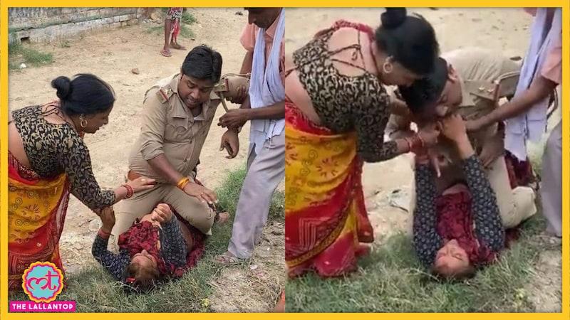 कानपुर देहात पुलिस की इस वायरल तस्वीर का सच क्या है?