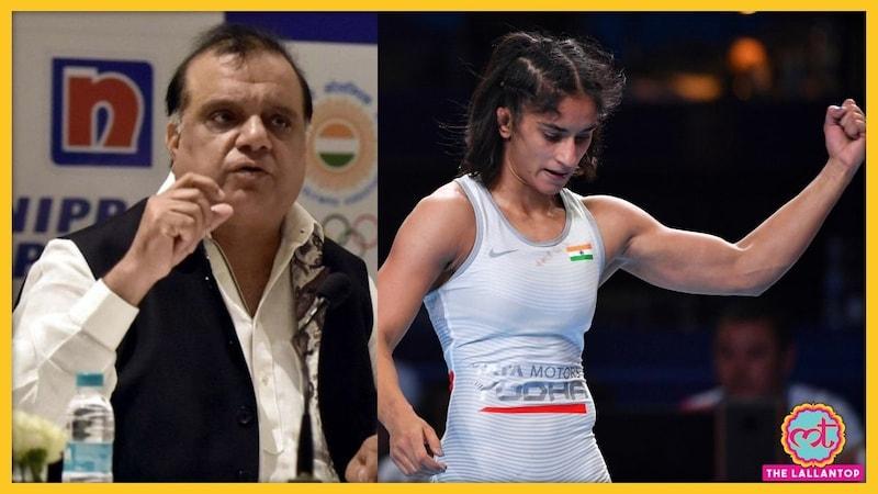 टोक्यो पहुंचते ही इंडियन ओलंपिक्स असोसिएशन पर क्यों भड़कीं विनेश फोगाट?