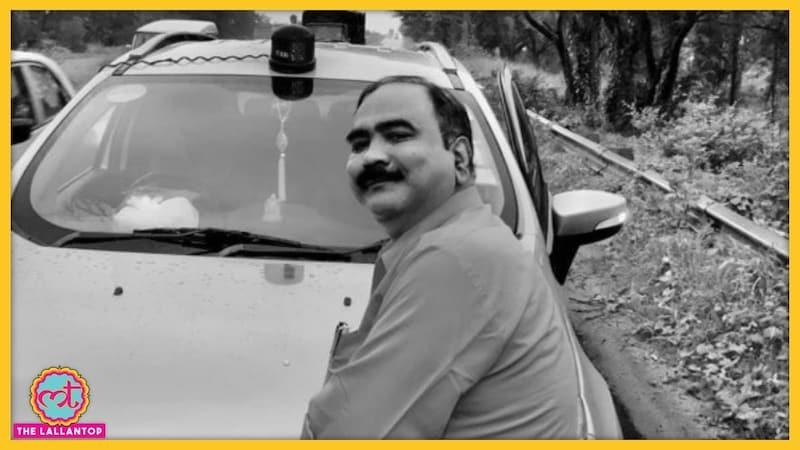 पश्चिम बंगाल में अब फर्जी CBI अधिकारी सामने आया, कार पर नीली बत्ती लगाकर घूमता था