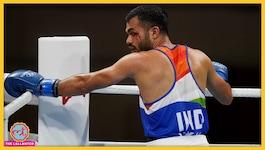 टोक्यो ओलंपिक में एक हाथ से क्यों लड़े विकास कृष्ण?