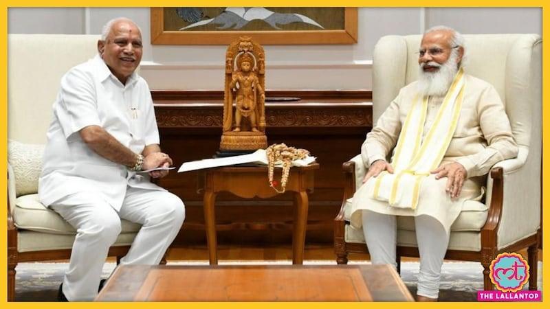 लिंगायत समाज के बीएस येदियुरप्पा को सीएम पद से हटाने से BJP कर्नाटक में खत्म हो जाएगी?