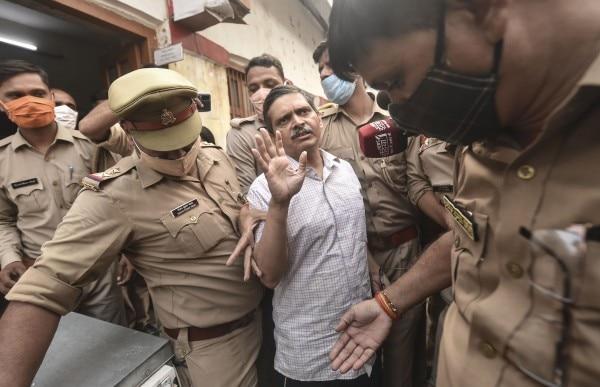 Former Ips Officer Amitabh Thakur Arrested