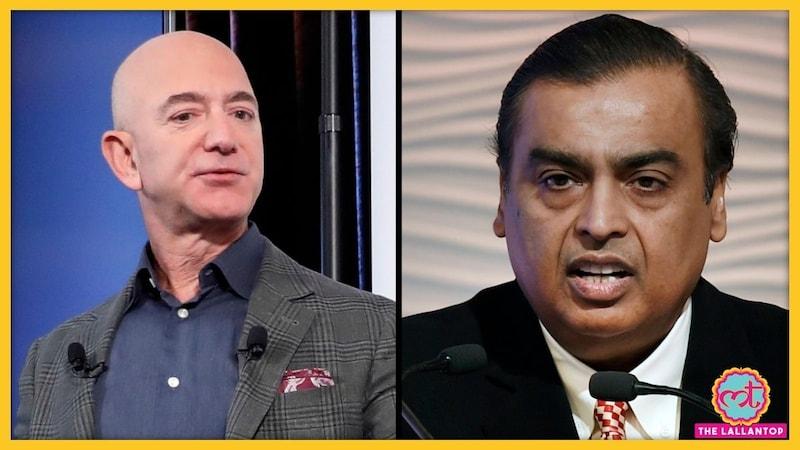 Reliance vs Amazon: जेफ बेजोस और मुकेश अंबानी आखिर किस बात पर झगड़ रहे हैं?