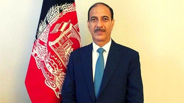 सिलसिला अलिखिल के पिता और पाकिस्तान में अफगानिस्तान के राजदूत नजीबुल्ला अलिखिल. सिलिसिला अलिखिल की कथित किडनैपिंग के बाद अफगानिस्तान सरकार ने अपने दूतावासों की सुरक्षा को लेकर चिंता जताई और अपने राजदूत सहित वरिष्ठ राजनयिकों को वापस बुला लिया. (फोटो: अफगानिस्तान दूतावास)