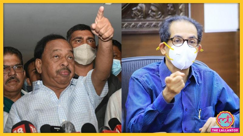 केंद्रीय मंत्री नारायण राणे गिरफ्तार किए गए, CM उद्धव ठाकरे को थप्पड़ मारने की बात कही थी