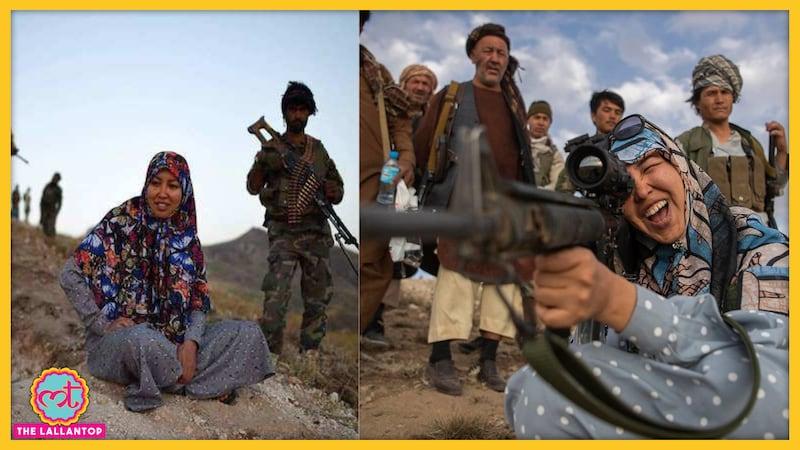 अफगानिस्तान में आतंक मचा रहे तालिबान की नाक में दम करने वाली ये महिला कौन है?