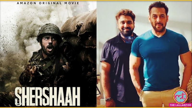 सलमान खान सिद्धार्थ मल्होत्रा की जगह फिल्म 'शेरशाह' में इस एक्टर को लेना चाहते थे