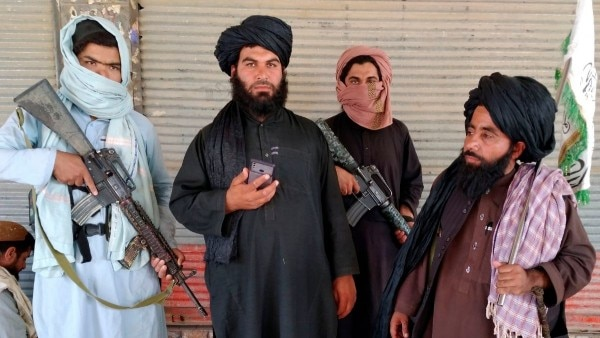 Taliban Weapons