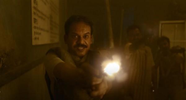 एसीपी महेश तावड़े के किरदार में अभिनेता संदेश कुलकर्णी