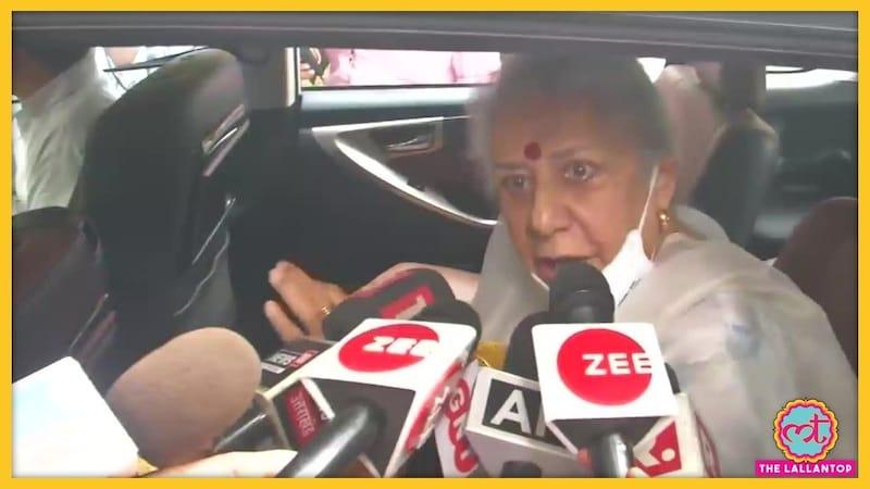 अंबिका सोनी ने बताया कि पंजाब का CM पद क्यों ठुकरा दिया