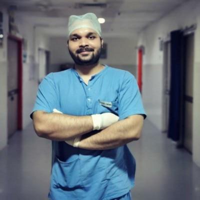 डॉक्टर सुमन प्रकाश, रेसीडेंट डॉक्टर , एम्स, पटना