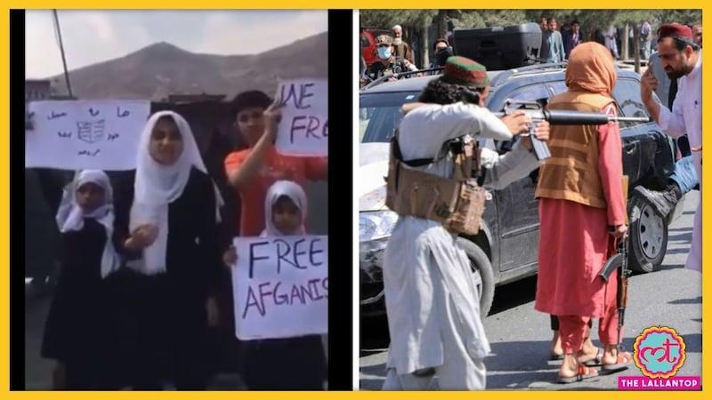 अफगानिस्तान की लड़की के वीडियो ने इंटरनेट तोड़ दिया है