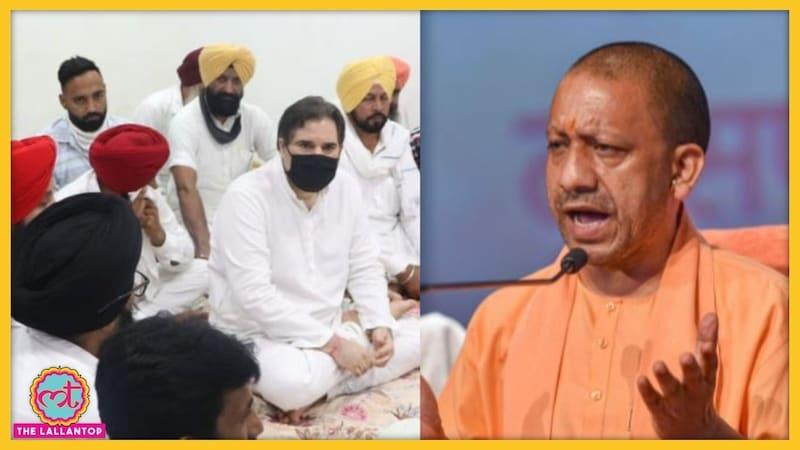 वरुण गांधी ने योगी को लेटर लिख किसानों के लिए डीजल पर प्रति लीटर 20 रुपए सब्सिडी की मांग की