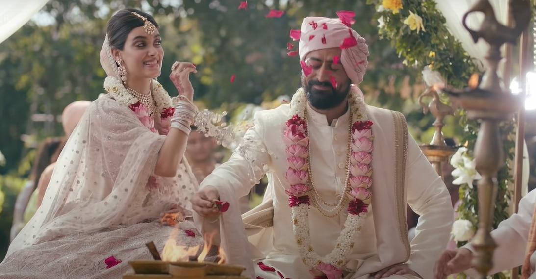 गौतम और इरा, जिनके प्यार को फिल्म रत्तीभर भाव नहीं देती.