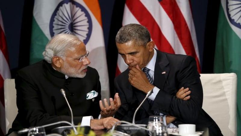 ओबामा टॉप पर मोदी सात पर