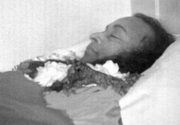 yoganand death