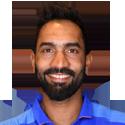 Dinesh Karthik(Wicket Keeper)